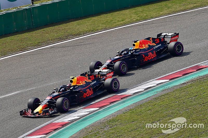 "Ricciardo: Gaps to Verstappen ""don't show the true picture"""