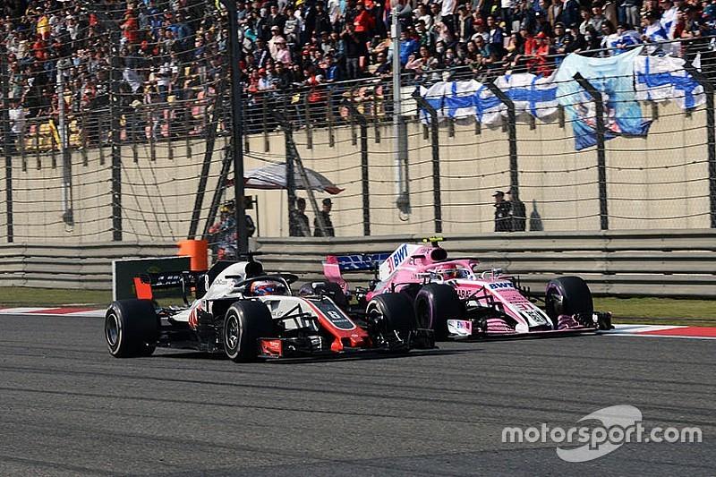 Haas: Наш протест не имел цели отстранить Force India от участия в гонках