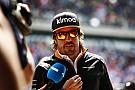 Fórmula 1 A Alonso no le interesa lo que pase con Ferrari y Honda en la F1