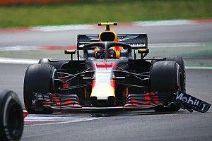 Verstappen retrouve le podium malgré une monoplace blessée