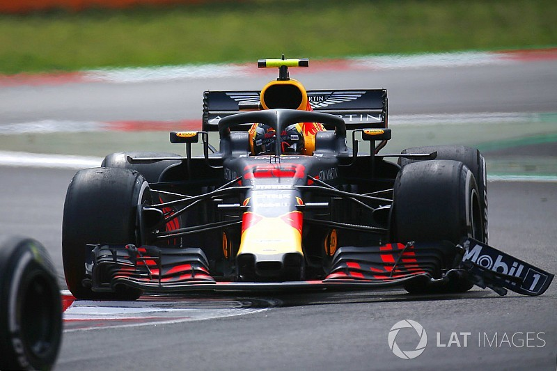 Verstappen surprised wing damage didn't cost him more