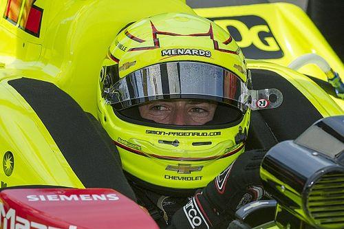 Indy 500, Libere 1: tripletta Penske, ma Sato è il più rapido senza scie