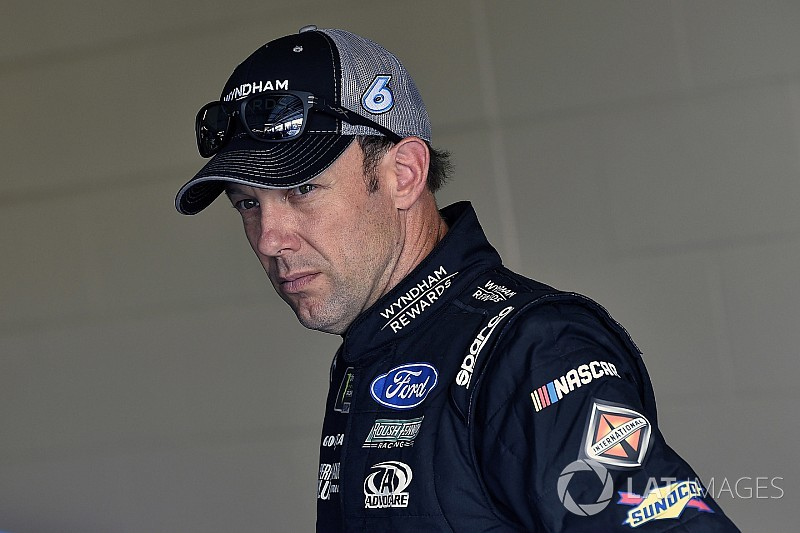 "Matt Kenseth: ""I don't feel like I have anything to prove"""