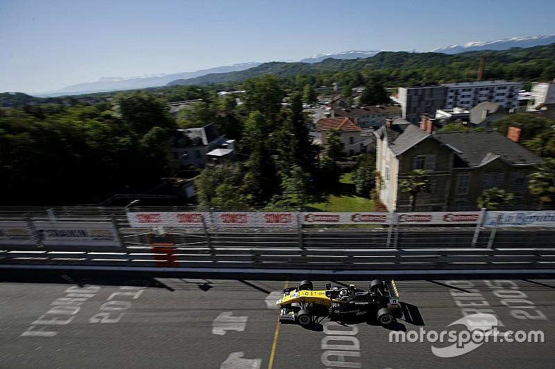 Les plus belles photos du Grand Prix de Pau