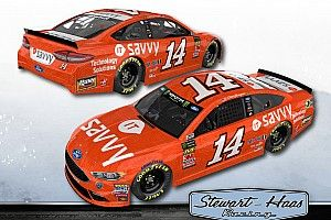 Stewart-Haas Racing unveils new sponsor for Clint Bowyer