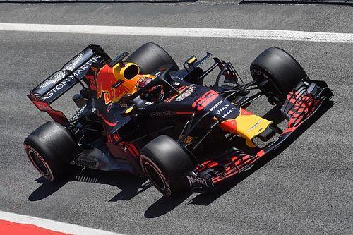 バルセロナテスト初日午後:フェルスタッペンが初日トップタイムを記録