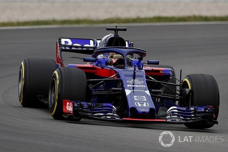 """Toro Rosso over testrol Gelael: """"Geen kwestie van geld"""""""