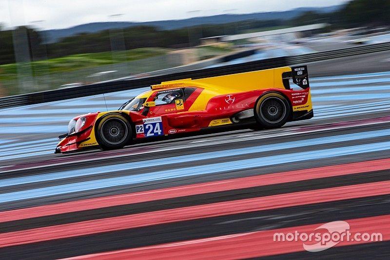 Paul Ricard ELMS: Racing Engineering wins on series debut