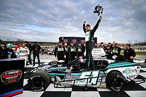 Justin Bonsignore slips by to win Icebreaker 150