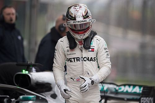 """Hamilton admits to underperforming after China """"disaster"""""""