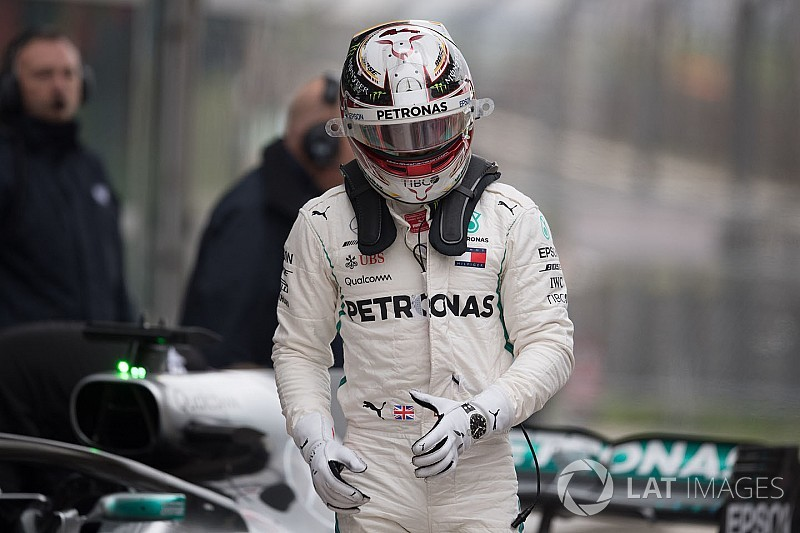 "Hamilton calificó la carrera de China como un ""desastre"""