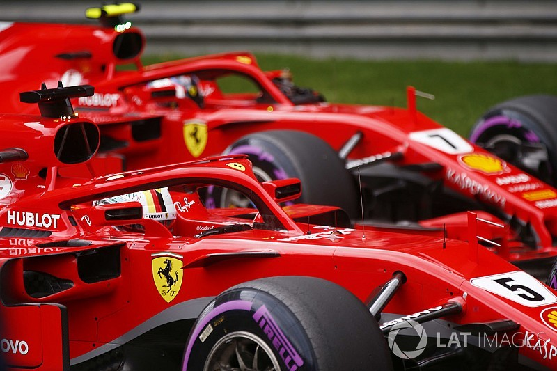 Raikkonen no se explica haber vuelto a perder la pole ante Vettel