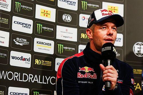 Belçika RX: Loeb 2016'dan beri ilk zaferini kazandı