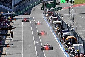 GALERI: Suasana dan aksi latihan GP Kanada