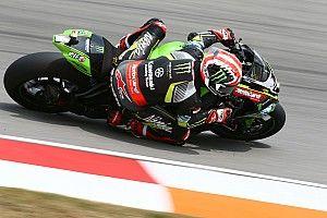 Le Superbike fait son retour à Brno, et Rea à la 1re place!
