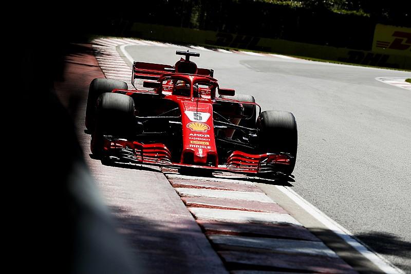 GP del Canada: la Ferrari torna in pole a Montreal con Vettel dopo 17 anni