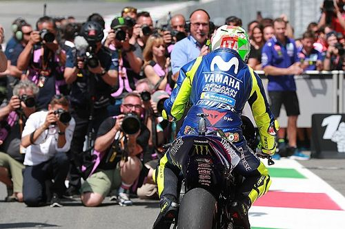 GALERI: Aksi sesi kualifikasi MotoGP Italia