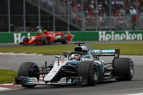 """Wolff: """"Mercedes moet wakker worden"""" na nederlaag in Canada"""