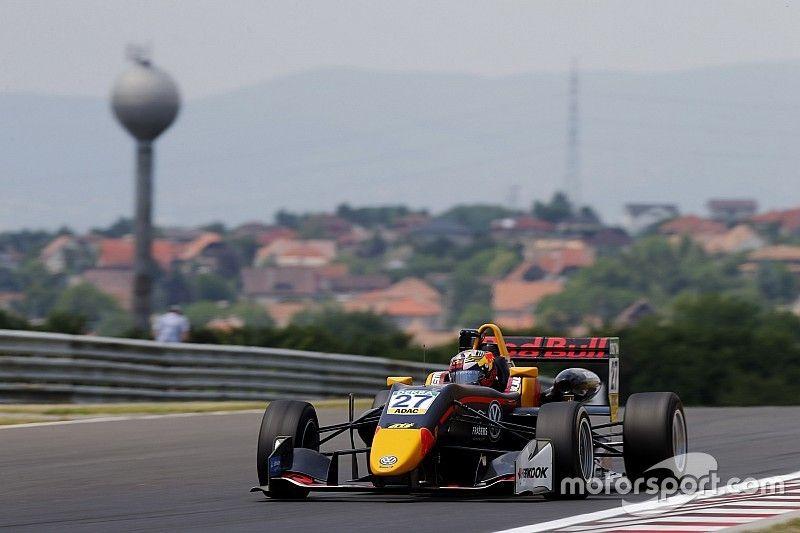 Ticktum e Ahmed si dividono le pole per Gara 2 e 3 dell'Hungaroring