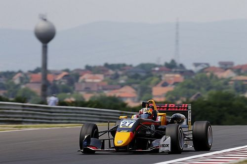 Ticktum e Ahmed si dividono le pole per Gara 2 e 3 dell'Hungaroring
