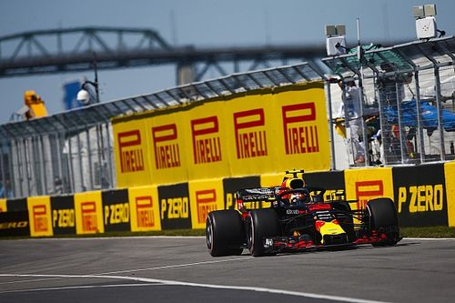 Verstappen rekent op één pitstop in GP van Canada