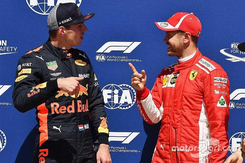Марко исключил возвращение Феттеля в Red Bull из-за Ферстаппена