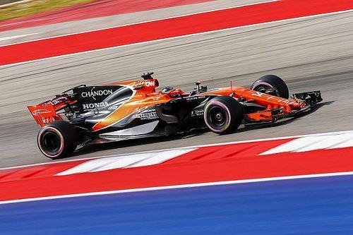 """Alonso: """"Nieuwe voorvleugel goede stap voor 2018"""""""