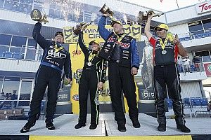 Hight, B. Force, Line, Krawiec win in Texas