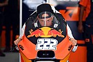 MotoGP Cairoli si gode il test sulla KTM MotoGP: