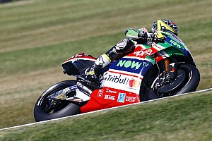 MotoGP Practice report Australian MotoGP: Espargaro edges Marquez in second practice
