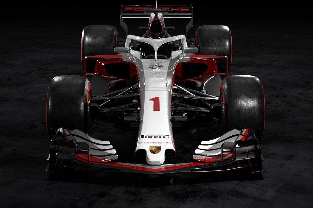 Porsche llegó a fabricar un motor para entrar en la Fórmula 1