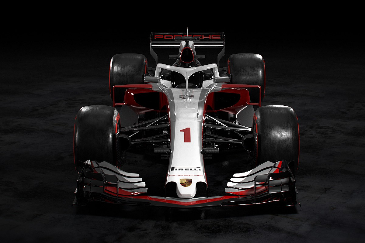 Mercedes hoopt op Formule 1-rentree Porsche