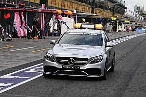 FIA протестировала систему быстрого реагирования на аварии на Гран При Бразилии