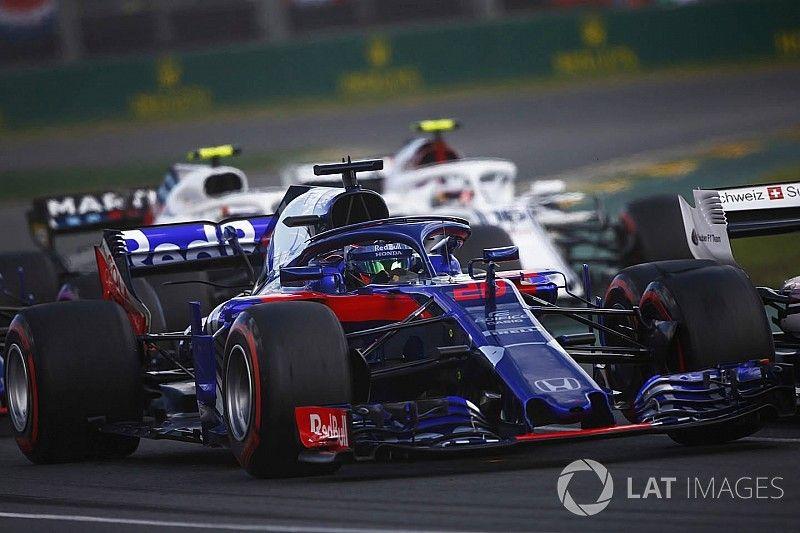 """Hartley: Honda é """"bastante flexível"""" em corridas lado a lado"""