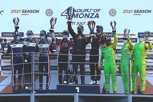 Pasini Penuhi Target Naik Podium ELMS Monza 4 Hours