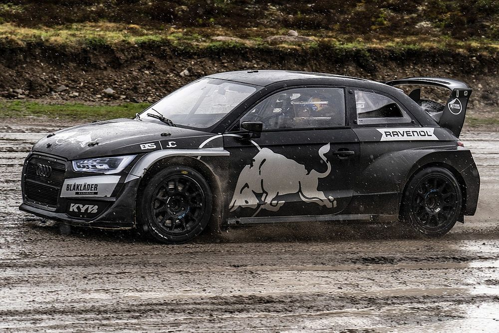 Nurburgring Jadi Seri Penutup Rallycross 2021