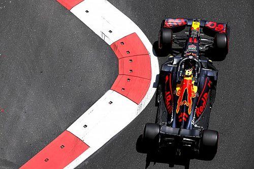Azerbaijan GP: Perez leads Red Bull 1-2 as Mercedes struggles