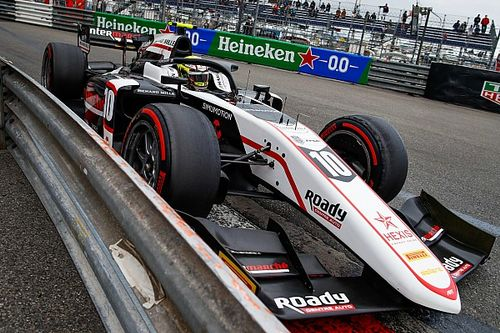 How F1 hopeful Pourchaire is re-writing the F2 record books
