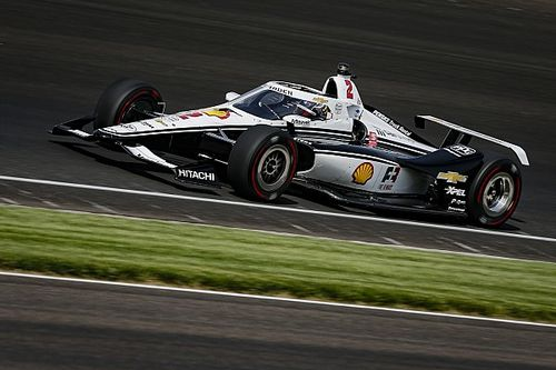 """Newgarden's """"best chance yet"""" at Indy 500 win, says engineer"""