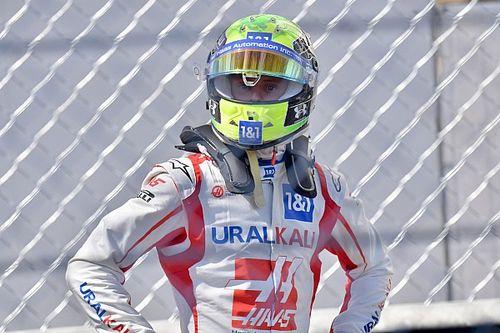 Шумахер пропустит квалификацию из-за аварии
