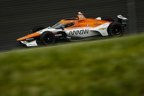 """Vandoorne """"under consideration"""" for McLaren SP IndyCar drive as Arrow renews"""