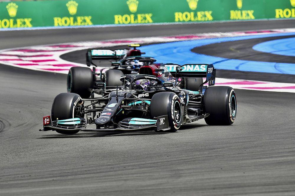 """Mercedes no pierde la fe: """"Podemos batir a Red Bull si rendimos al máximo"""""""