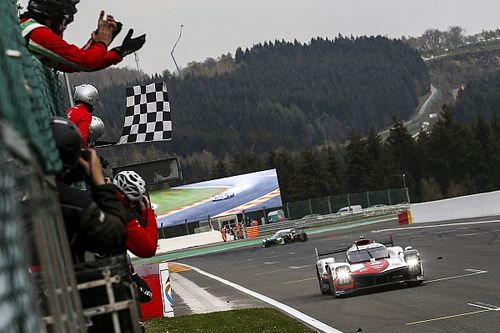 Spa WEC: #8 Toyota sees off Alpine for victory, Porsche dominates GTE