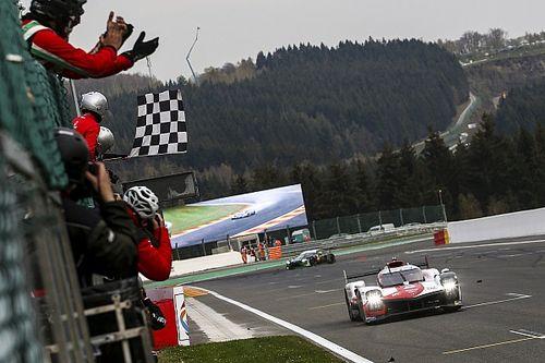 Spa WEC: #8 Toyota sees off Alpine for victory, Porsche dominates GTE