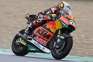 Hasil Kualifikasi Moto2 Belanda: Fernandez Rebut Pole dari Gardner