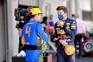 Verstappen explica su enfado pese a la pole en Austria
