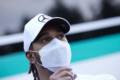 """Hamilton predicts Silverstone F1 sprint race will be """"a train"""""""