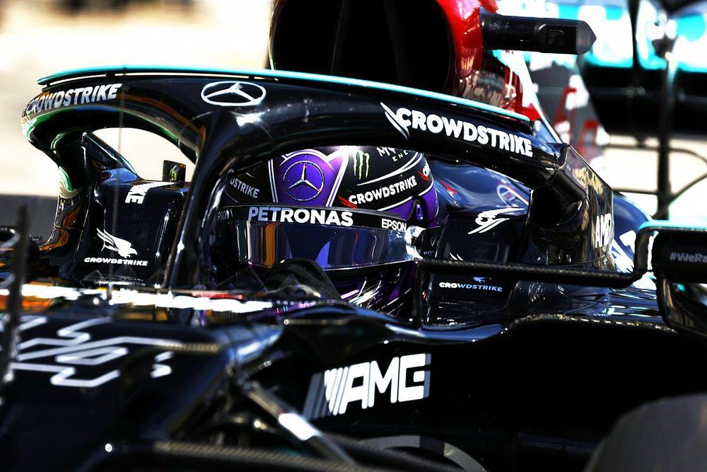 """Hamilton: """"Non pensavamo di essere dietro la McLaren"""""""