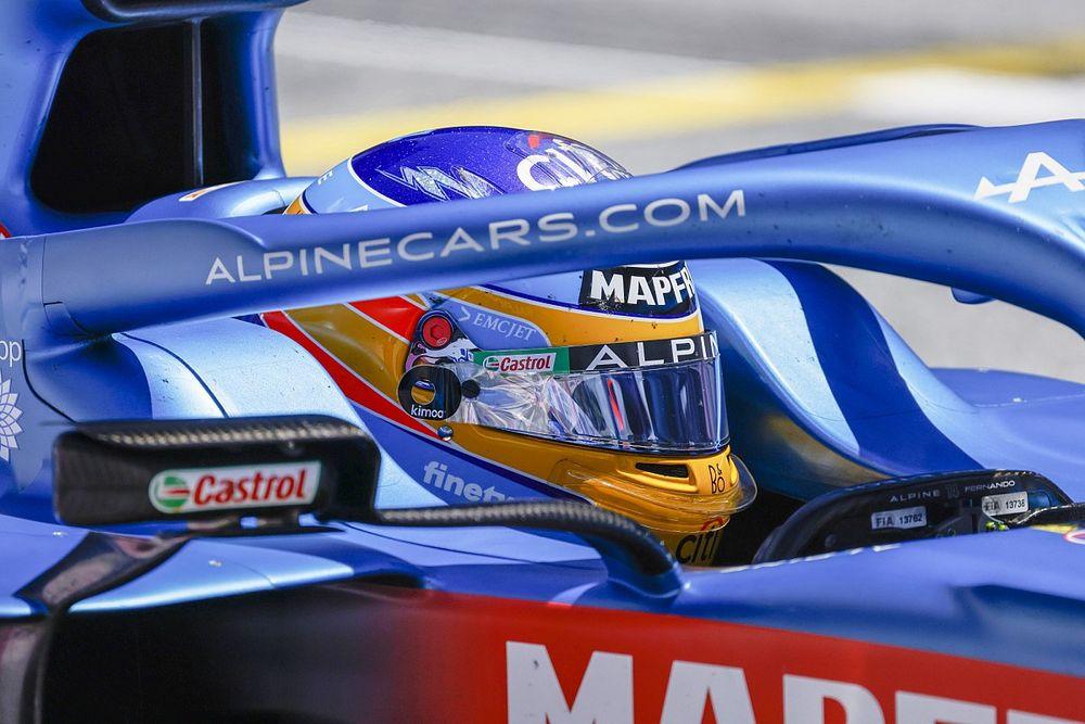 Vídeo: la liada de Vettel que arruinó a Alonso la Q2 en Austria