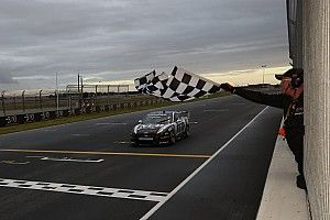 The Bend Supercars: Heimgartner takes maiden win despite penalty